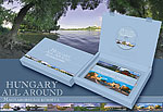 Hungary 360° panoramic photo album as a special gift